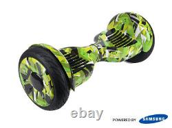 10 All Terrain Bluetooth Hoverboard Self Balancing Electric Scooter Swegway