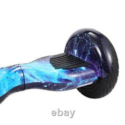 10'' Hoverboard Self Balancing Board Electric Scooter Bluetooth for Kids Adults