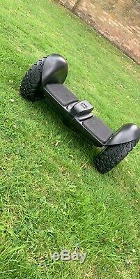 10 Self Balancing Electric Scooter Hover Board With HandleBar Off Road Tyres