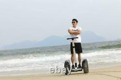 2020 Two Wheel Off Road Self Balance Hover Electric Vehicle 2400W Bluetooth/APP