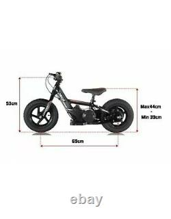 2021 REVVI 12 Inch Electric Balance Bike 24V Lithium In Stock SAME DAY DISPATCH