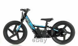 2021 REVVI 16 Inch Electric Balance Bike 24V Lithium Battery Power choice colour