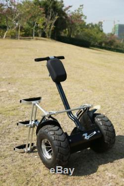 4000with84v Off Road 19in. Electric Self Balance Golf Cart Vehicle Outdoor Vehicle