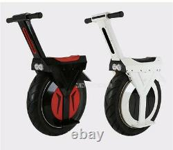60km Electric Unicycle One Wheel Balancing Unicycle Electric Scooter 500 W