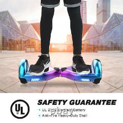 6.5 Hoverboard Electric Scooters Self-Balancing Hover Board SkateBoard Scooter