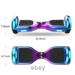 6.5 Hoverboard Electric Scooters Self-Balancing SkateBoard Scooter with Handbag