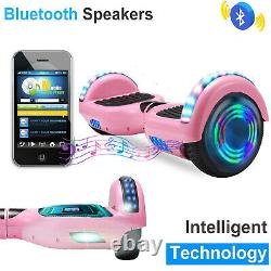 6.5'' Hoverboard Scooter Self Balancing Electric Scooter Bluetooth