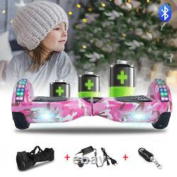 6.5'' Hoverboard Segway Self Balancing Board Electric Scooter Bluetooth