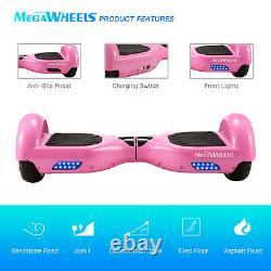 6.5 Inch Bluetooth Hoverboard Electric Scooters Self Balancing Board SkateBoard
