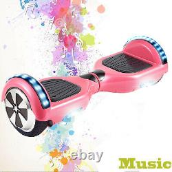 6.5 Inch Hoverboard Electric Scooter Self Balancing Board Bluetooth Remote Key