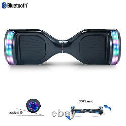 6.5 Inch Hoverboard Electric Scooter Self Balancing Board Remote Key Bluetooth
