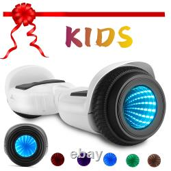 6.5''Kids Hover board Self-Balancing Electric Scooter 12KM/h Balance Board Gift