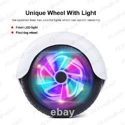 6.5 Self Balancing Scooter Electric 2 wheels Balance Board LED Light Hoverboard