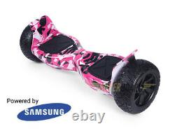 8.5 Hummer Bluetooth Hoverboard Self Balancing Electric Scooter Swegway