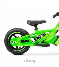 Amped A10 Electric Balance Bike Green 12
