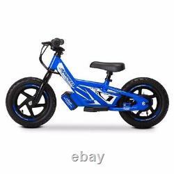 Amped A10 Kids Electric Balance Bike Blue