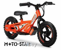 Amped A10 Kids Electric Balance Bike Children's Scooter Revvi