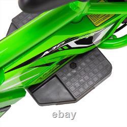 Amped A10 Kids Electric Balance Bike Green 12 Wheels FREE SHIPPING Quick Dispat