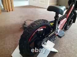 Amped A10 Kids Electric Balance Bike Motorbike Motocross