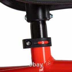 Amped A10 Kids Electric Balance Bike Red