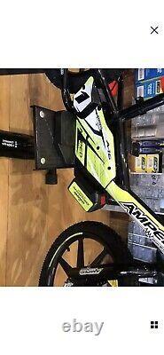Amped A16 Black 120w Electric Kids Balance Bike