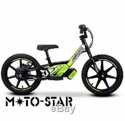 Amped A16 Kids Electric Balance Bike Children's Scooter Revvi Pre Order August