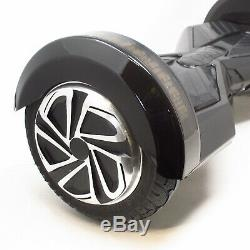 Aurazoom Deluxe Bluetooth Self-balancing Electric Drift Scooter with Carry Bag