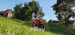 Blitz MINI kids Electric Balance bike 24v dirt bike electric motorbike 250watt