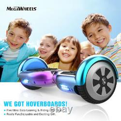 Bluetooth 6.5 Inch Hoverboard Electric Scooters Self Balancing Board SkateBoard