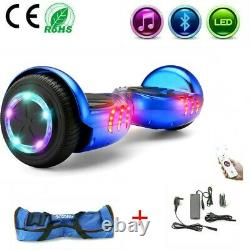 Brand New 6.5 Inch Bluetooth Hoverboard Self Balancing Electric Scooter