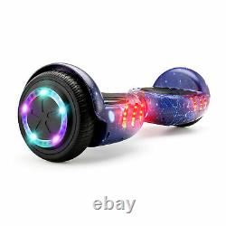 Christmas Bluetooth 6.5Electric Self Balance Scooter Hover Board Flash Wheels
