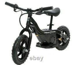 Combardu Electric Balance Bike Motorbike 12 Wheels 24V Lithium Battery