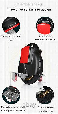 Dai bot Electric Unicycle Scooter Adults One Wheel Self Balancing Scooter 350W C