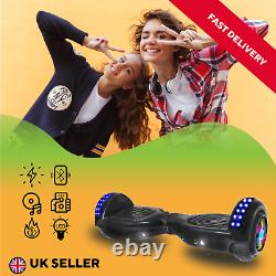Electric Scooter Self Balancing HOVERBOARD LED/BLUETOOTH/BAG 6.5 REMOTE KEY