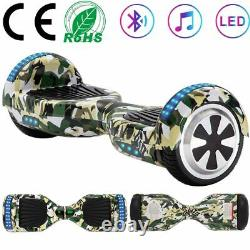 Electric Scooters 6.5 Hoverboard 2 Wheels Self-Balancing Scooter Bluetooth+Bag