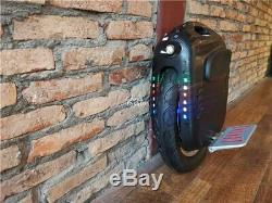 Electric Unicycle Self-balancing Scooter One Wheel 1600wh 2000w Motherboard 19