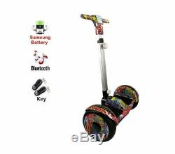 FLJ 700with36v 10.5in Two Wheel Off On Road Electric Self Balance Vehicle NEW