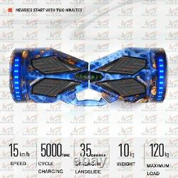 GD 8.5 inch Self Balancing Electric Scooter Hoverboard Skateboard Off Road AU