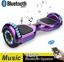 GeekMe Self Balancing Electric Scooter with Hoverkart, Electric Hover Board