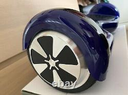 Hover Board Self Balancing Electric Scooter Kit 6.5 Wheel Blue Brand New