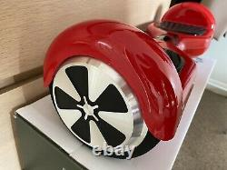 Hover Board Self Balancing Electric Scooter Kit 6.5 Wheel Red Brand New