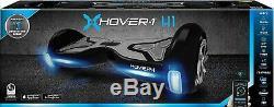 Hover H1 Black Bluetooth Hoverboard Electric Self Balance Board LED Lights
