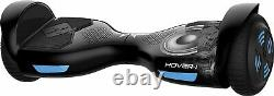 Hover Helix Bluetooth Hoverboard Electric Scooter Self Balance Board LED Lights