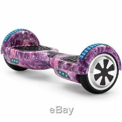 Hoverboard 6.5 Electric Scooters 2 Wheels Board Self-Balancing Scooter Bluetooth