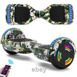 Hoverboard 6.5 Inch Bluetooth Electric Scooters 2Wheel Balance Board Kids Segway
