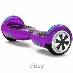 Hoverboard 6.5 Inch Electric Scooters Bluetooth 2 Wheels Self Balance Skateboard