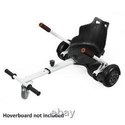 Hoverboard 6.5 Self Balancing Electric ScootersAdjustable Kart Seat Hoverkart