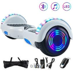 Hoverboard 6.5 inch Electric Scooters Self-Balancing Scooter LED Balance Board