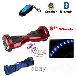 Hoverboard 8.5 Electric Scooter Self Balancing Scooter Bluetooth and Remote P7