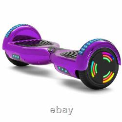 Hoverboard Electric Scooter Bluetooth 6.5 Inc Wheels Self-balancing Scooter